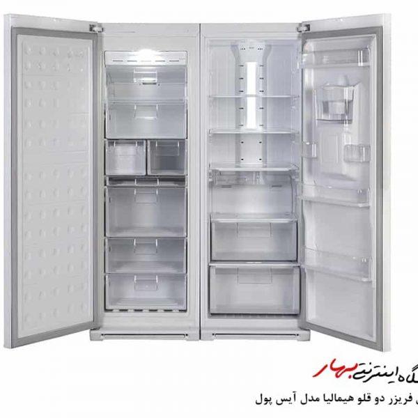 قیمت یخچال هیمالیا مدل آیس پول