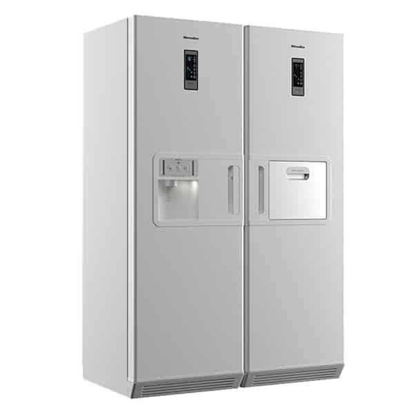 قیمت و خرید یخچال هیمالیا مدل دلتا