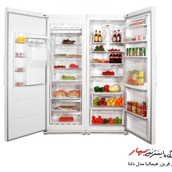 خرید یخچال هیمالیا مدل هوم پلاس