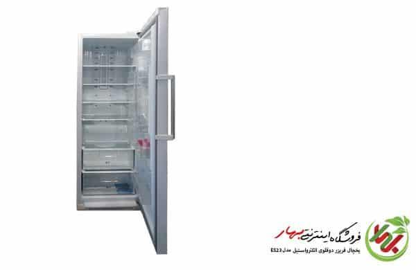 کابین یخچال الکترواستیل مدل es23