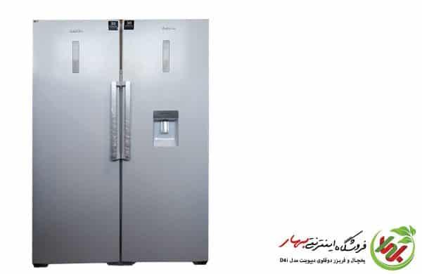 یخچال فریزر دوقلو دیپوینت مدل D4i