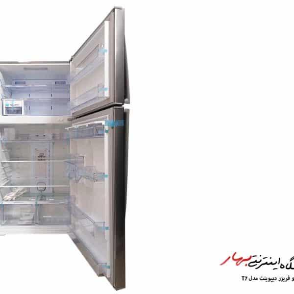 یخچال فریزر دیپوینت مدل T7