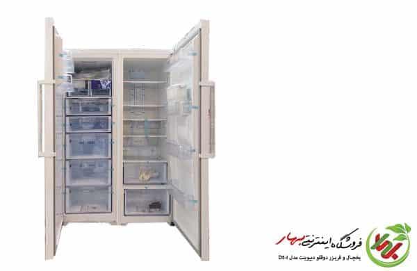 یخچال دیپوینت مدل D5i یخساز