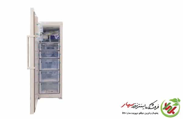 یخچال دیپوینت مدل D5i اینورتر