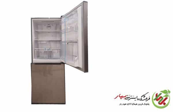 یخچال و فریزر هیمالیا مدل 5 کاره هوم بار