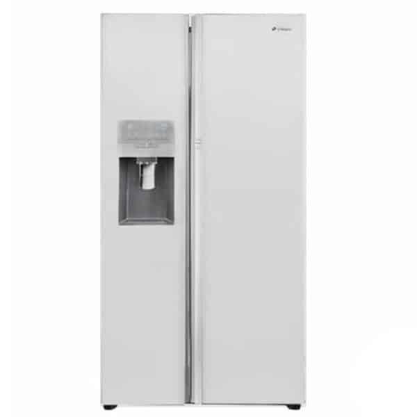 یخچال و فریزر ساید بای ساید اسنوا مدل S8-3350 گالری