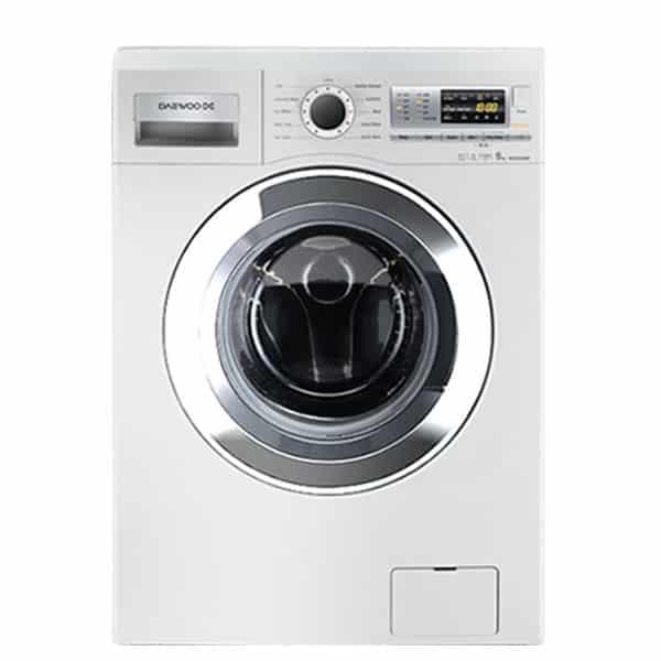 ماشین لباسشویی دوو سری کوالیتا مدل DWK-9114 ظرفیت 9 کیلوگرم