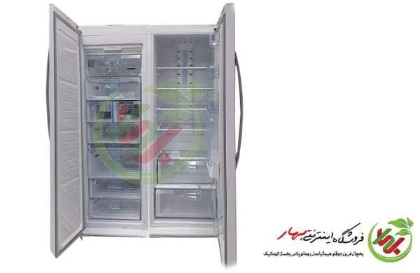یخچال فریزر دوقلو هیمالیا مدل رومانو پلاس ROMANO PLUSE یخساز اتوماتیک