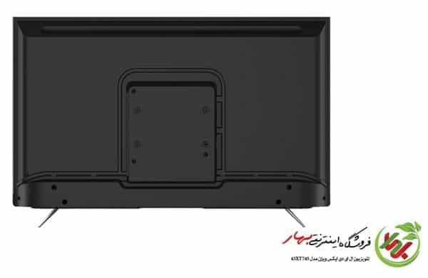 تلویزیون ال ای دی هوشمند ایکس ویژن مدل 43XT745 سایز 43 اینچ