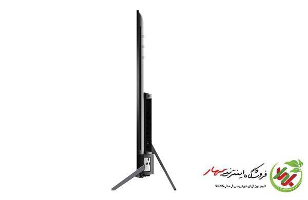 تلویزیون هوشمند تی سی ال مدل 50P8S سایز 50 اینچ