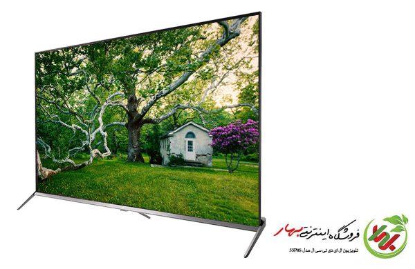 تلویزیون ال ای دی هوشمند تی سی ال مدل 55P8S