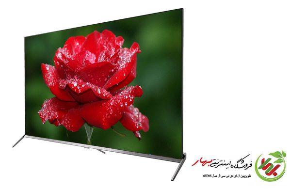 تلویزیون ال ای دی هوشمند تی سی ال مدل 65P8S سایز 65 اینچ
