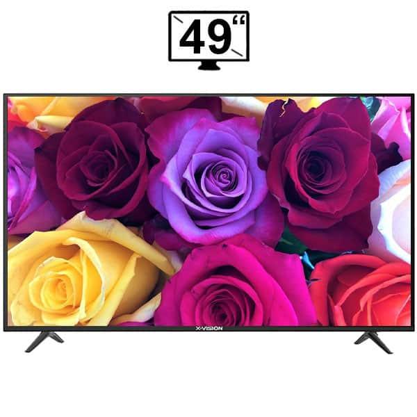 تلویزیون ایکس ویژن مدل 49XK580