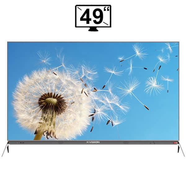 تلویزیون ایکس ویژن مدل 49XKU635