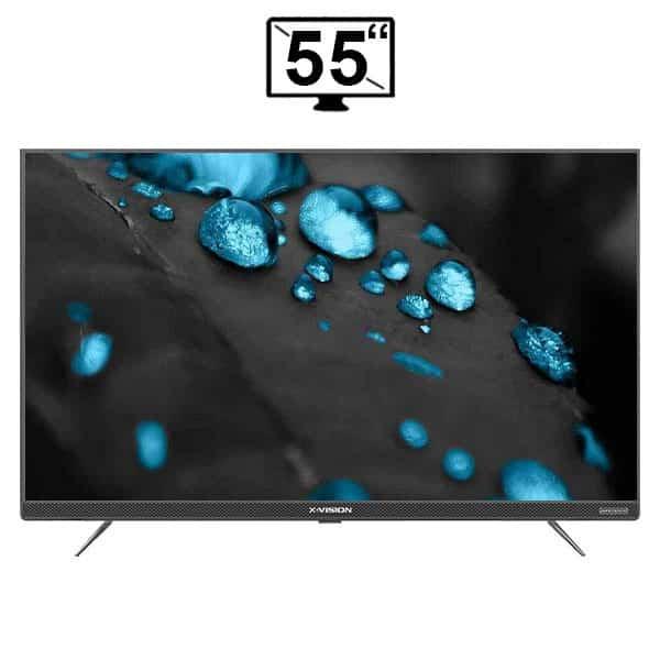 تلویزیون ایکس ویژن مدل 55XTU725