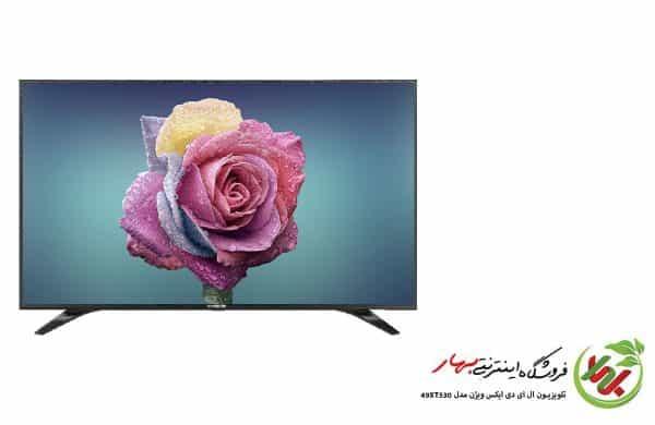 تلویزیون ایکس ویژن مدل 49XT530
