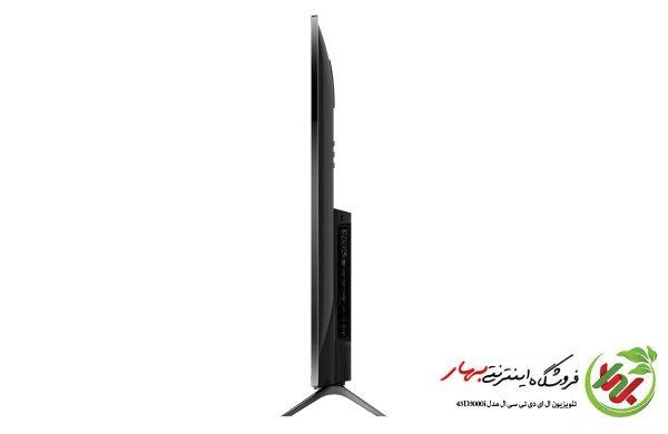 تلویزیون ال ای دی تی سی ال مدل 43D3000i
