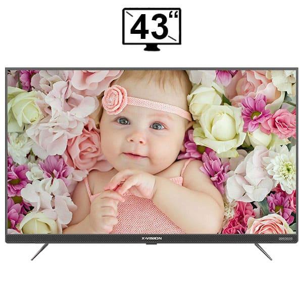 تلویزیون ایکس ویژن مدل 43XT745