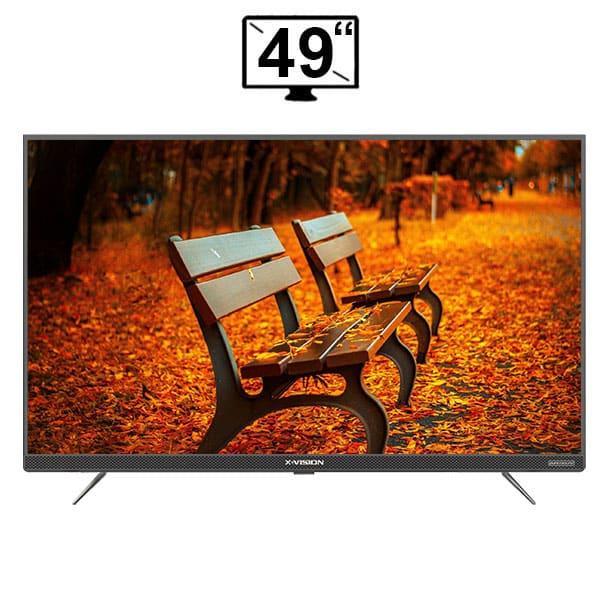 تلویزیون ایکس ویژن مدل 49XTU725