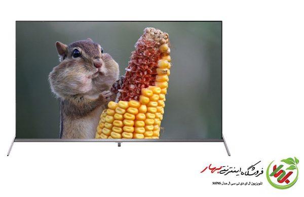 تلویزیون هوشمند تی سی ال مدل 50P8S