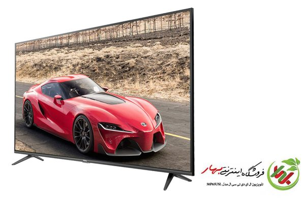 تلویزیون هوشمند تی سی ال مدل 50P65USL