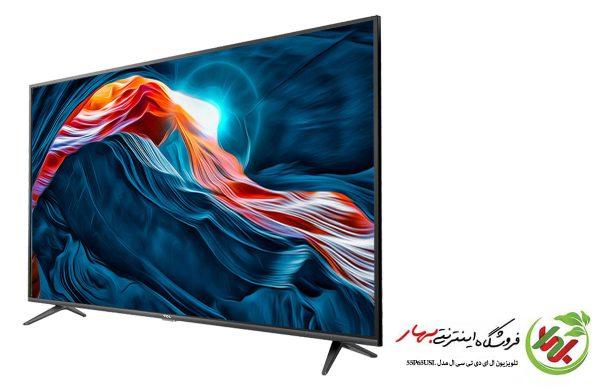 تلویزیون ال ای دی هوشمند تی سی ال مدل 55P65USL