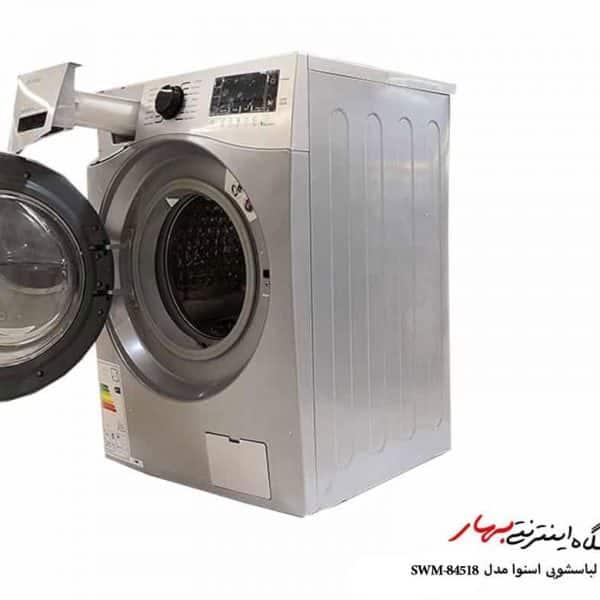 ماشین لباسشویی 8 کیلویی اسنوا مدل SWM-84518