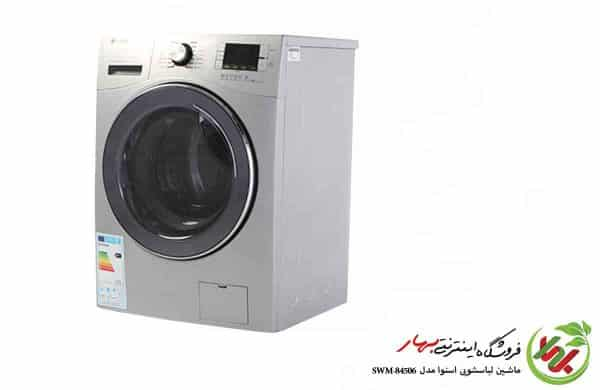 ماشین لباسشویی اسنوا مدل SWM-84508 سری اکتا