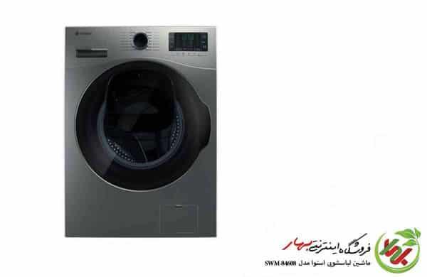 ماشین لباسشویی اسنوا مدل SWM-84608 ظرفیت 8 کیلوگرم wash in wash