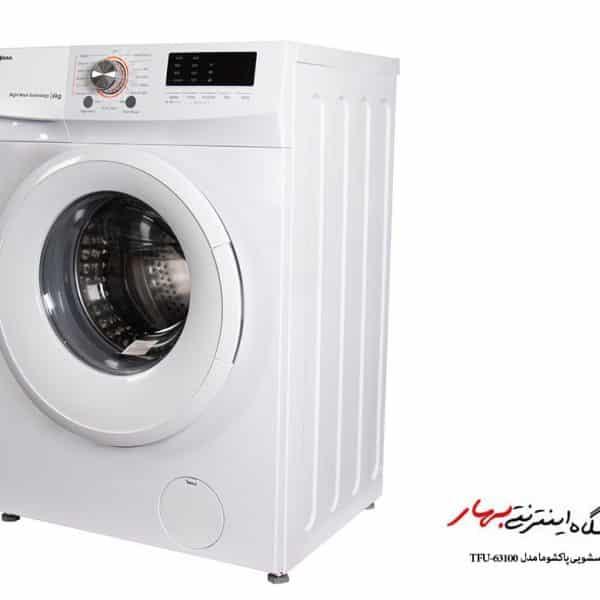 ماشین لباسشویی 7 کیلویی پاکشوما مدل TFU-63100