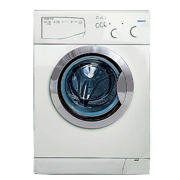 ماشین لباسشویی بست مدل BWD-5821 ظرفیت 5 کیلوگرم رنگ سفید