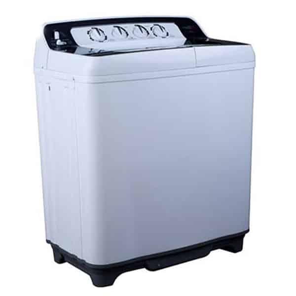 ماشین لباسشویی دوقلو بست مدل BWT-950 ظرفیت 9/6 کیلوگرمbost