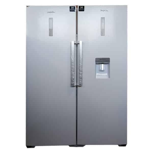 یخچال فریزر دوقلو دیپوینت مدل D4i pro